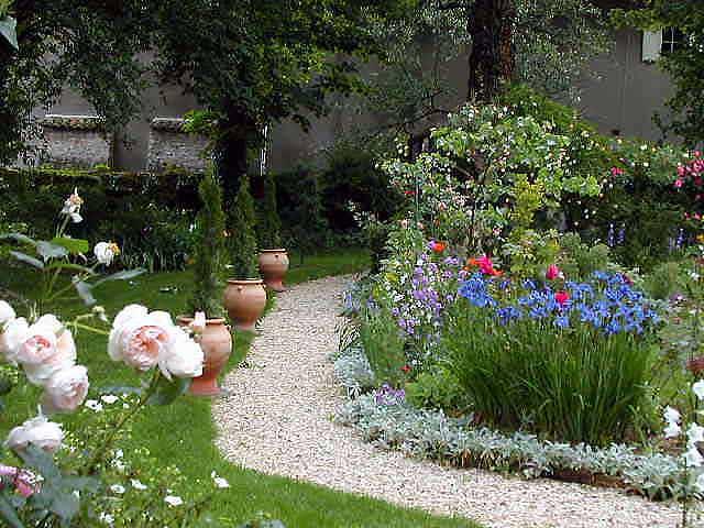 le jardin printemps 2002